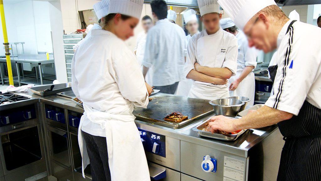 Mat riel de cuisine professionnelle fcl grandes cuisines - Materiel pour cuisine professionnelle ...